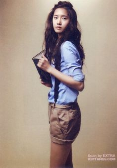 SNSD - Elle Girl Magazine April Issue '09