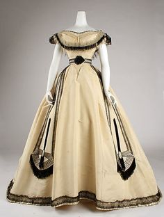Ball Gown  Emile Pingat, 1860  The Metropolitan Museum of Art