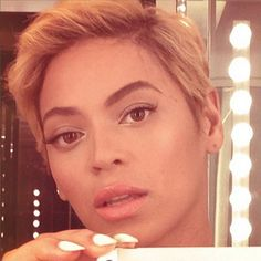 Beyoncé's new hairdo: Details