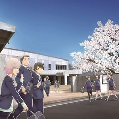 Tsuki ga Kirei TV Anime Reveals Video Visual More Cast