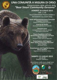 #Pettorano sul Gizio, nascita di una comunità a misura d'#orso. #Abruzzo #LAquila