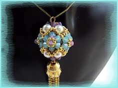 baroka bead  Whole blog has beautiful designs
