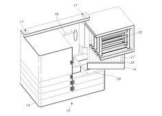 Utility Patent, Floor Plans, Diagram, Image, Floor Plan Drawing, House Floor Plans
