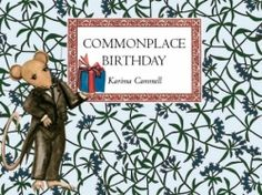 Commonplace Birthday (2013 Finalist - Picture Books, Early Reader) — IndieFab Awards - Read more: http://fwdrv.ws/1CiZTlc