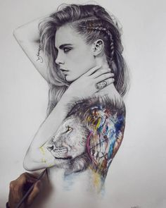 Amazing drawing