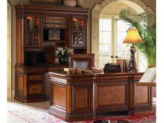 Napa Executive Desk - Freed's Furniture