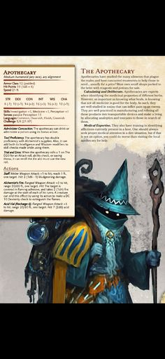 Dungeons And Dragons Board, Dungeons And Dragons Classes, Dnd Dragons, Dungeons And Dragons Homebrew, Mazes And Monsters, Dnd Monsters, Dnd Characters, Fantasy Characters, Character Concept