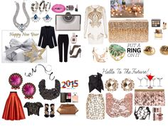 Embellished Holidays by Style Accents:  What is Holidays without sparkly jewelry? #ootd