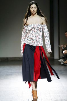 Flow the Label Tbilisi Spring 2016 Collection Photos - Vogue