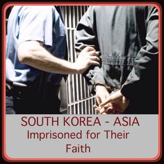 SOUTH KOREA - Imprisoned for Their Faith. The International View of the Right to Conscientious Objection. To read more on this, and to see a list of all of Jehovah's Witnesses currently imprisoned for their faith in South Korea, please go to JW.org > Newsroom > Legal Developments > By Region > Asia > South Korea. ༺♥༻ JW.org has the bible and bible study aids available in 600+ languages. The bible study aids are designed to be used with your bible. ♥ Free home bible studies also available.