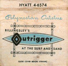 Billingsley's Outrigger | Flickr - Photo Sharing!