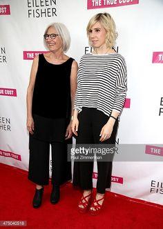 Eileen Fisher fall 2015 fashion