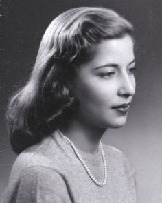 Ruth Bader Ginsburg at Cornell in December, 1953. Click-through for more pictures of the Supreme Court Justice throughout the years: http://nyr.kr/W0Hkz5