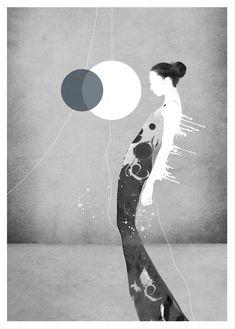 Siv Storøy │ Limited edition Art Prints by Norwegian artist Siv Storøy Art Prints, Artist, Movie Posters, Art Impressions, Artists, Film Poster, Billboard, Film Posters