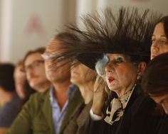 Anna Piaggi, fashion journalist, dies at 81 - The Washington Post