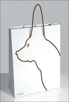 Doggy Boutique Shopping Bag