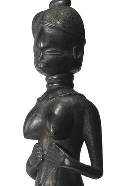 Distinction, distinct or distinctive may refer to: High Forehead, African Sculptures, Ideal Beauty, African Masks, Sierra Leone, West Africa, Black Art, Oeuvre D'art, Sculpture Art