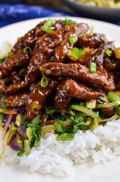 Low Syn Sweet Chilli Beef - gluten free, dairy free, Slimming World and Weight Watchers friendly