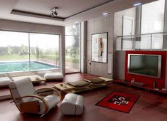 Modern Living Room Design Ideas interior design 2012 home design Home Design, Modern House Design, Design Ideas, Design Trends, Design Inspiration, Design Room, Design Bathroom, Design Styles, Room Inspiration
