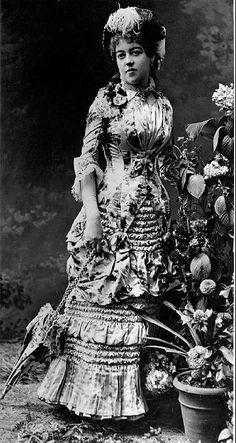 Emma Nevada, c. 1880