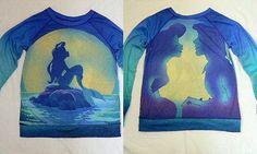 Disney Princess Little Mermaid Ariel & Eric