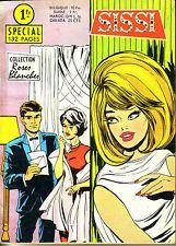 SISSI SPECIAL N°(3) AREDIT 07.1965