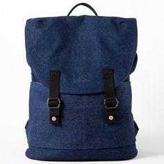 Denim Backpacks School Book Bags YELLOWSTONE 1019