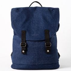 Denim Backpacks School Book Bags YELLOWSTONE 1019