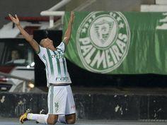 Deyverson marca mais um... Palmeiras venceu o Botafogo no Rio de Janeiro por 2 a 1
