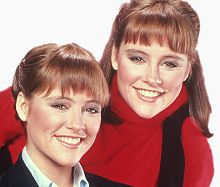 Double Trouble - I was in LOVE with this show!