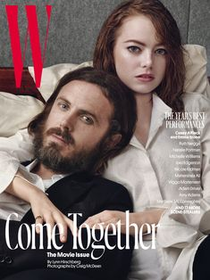 Emma Stone, Natalie Portman, Michelle Williams and More Are the Best P Photos | W Magazine