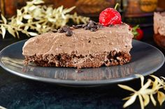 Sjokoladekake med mykt fyll Best Chocolate Cake, Low Carb Recipes, Meal Planning, Tasty, Meals, Food, Low Carb, Meal, Essen