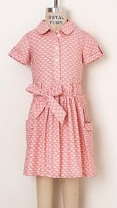 digital jump rope dress sewing pattern - in a flannel maybe?