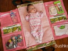 looking for a practical baby mat?