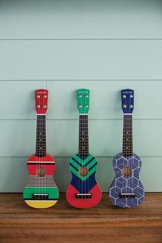 ukulele enfant Sunnylife- kids ukulele Sunnylife