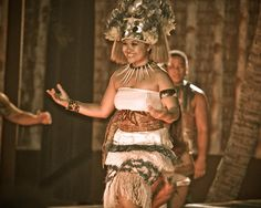 Samoan dancer by Dennis, via Flickr