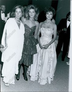 CA80 1985 Emma Samms Catherine Oxenberg & Pamela Belwood Carousel Ball Photo Dynasty Tv Show, Photo Search, Best Actress, Tv Shows, Take That, Beautiful Women, Profile Pics, Actresses, Carousel