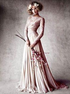 Vogue Japan Wedding 婚紗相輯 - Fashion | Popbee