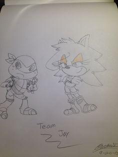 Team joy