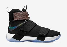 The Nike LeBron Zoom Soldier 10 Unlimited Debuts Next Week