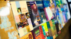 Consider a small professional development library where teachers can check out or use resources.
