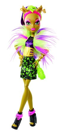 Monster High Freaky Fusion Clawvenus Doll: Amazon.co.uk: Toys & Games