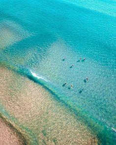 Southport Beach in Port Noarlunga, Australia Adelaide South Australia, Western Australia, Australia Travel, City Of Adelaide, Travel Memories, Travel Goals, Ocean Beach, Beautiful Places, Beautiful Scenery