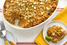 With all the hustle and bustle in our daily lives, I can't think of anything better than stocking the freezer with a couple of homemade casseroles. There is something about these piping-hot, one-dish meals that can satisfy the weariest of souls. This from-scratch version of King Ranch Casserole gets rid of the cans and is destined to become a modern-day classic.