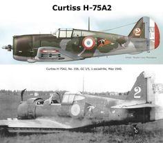 Curtiss H-75A2