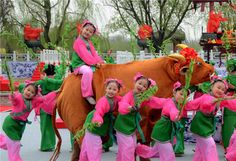 Qingming Cultural Festival opens in C China