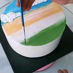Buttercream Cake Decorating, Cake Decorating Designs, Creative Cake Decorating, Cake Decorating Techniques, Cake Decorating Tutorials, Creative Cakes, Cookie Decorating, Unique Cakes, Decoration Patisserie