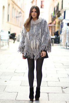 trendy_taste-look-outfit-street_style-moda_españa-fashion_spain-polaroid-fur_top-poncho-top_pelo-leather_skirt-falda_piel-black_booties-botines_negros-leather_jacket-chaqueta_cuero-7 by Trendy Taste, via Flickr