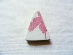 Your place to buy and sell all things handmade Half Moon Bay, Sea Glass, Pink Flowers, Triangle, My Etsy Shop, Pottery, English, Beach, Projects