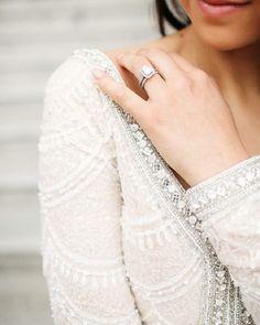 Winter Wedding Gown   Long sleeved wedding dress   fabmood.com #winterwedding #winterweddingdress #weddingown #longsleeve